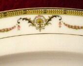 Noritake  Sahara platter   vintage china   serving platter