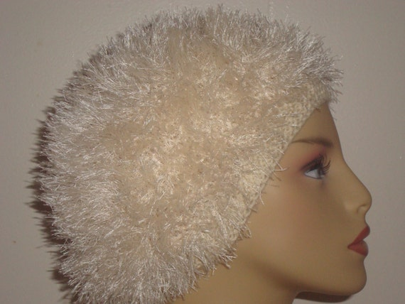 Fur  Hat  Knitted.Ivory or Turquoise.Faux Fur.Sale.  Fall/Winter/Spring.Woman.Teens..Ready  to  ship.Select  your  color.