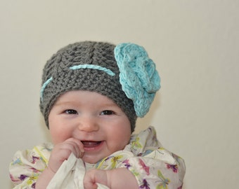 girls winter hat,  Crochet baby hat, baby girl hat, crochet girls hat, crochet kids hat,   hat, baby girl winter hat, girls winter hat