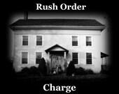 Wedding Bundle RUSH ORDER CHARGE