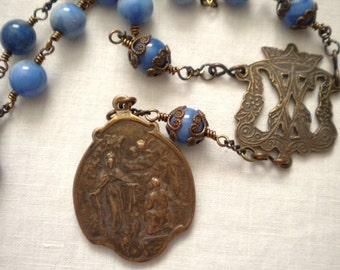 Crown of 12 Stars of Our Lady of Mercy Chaplet