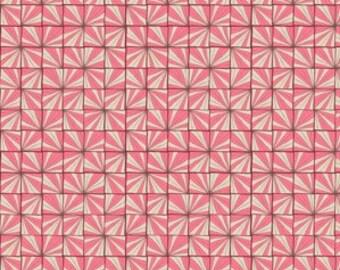 CLEARANCE Quartz fabric in Blossom from Karavan