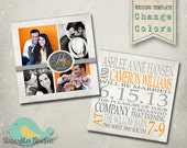 Wedding Announcement Templates Save the Date - Wedding 20