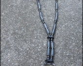 Two Post-Apocalyptic Black Bullet Lanyards (RESERVED)