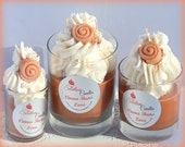 Cinna Buns Love Luxury Soy Cupcake Candle