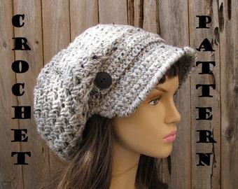 CROCHET PATTERN - Crochet Pattern PDF,  Pattern No. 37
