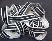 Black and  White Trim