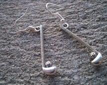 Golf Club Earrings - Golf Jewelry