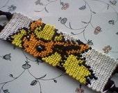 Flareon Alpha Bracelet - Made to order