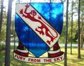 508th Parachute Infantry Regiment crest