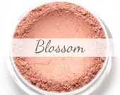 "Mineral Blush Sample - ""Blossom"" (natural pink, matte finish) - Vegan"