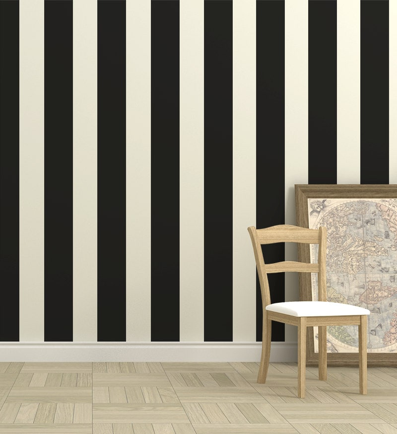 Wall Stripes Vinyl Decal 7.5 5.5 Or 4.5