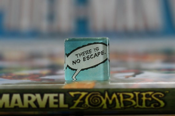 COMIC RING There Is No Escape