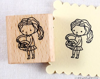50% OFF SALE I am cooking Rubber Stamp