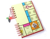 2013 Diary Monopoly Planner Recycled Board Game Page Per Day