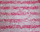 Lilly  Pulitzer fabric Boardwalk Cafe 16.5 X 18 inches