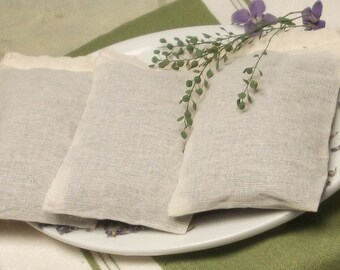 Organic Lavender Dryer Sachets-Natural /Ecofriendly
