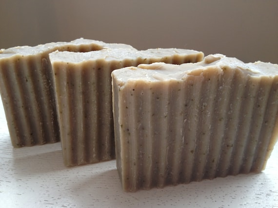 DEAD SEA MUD facial soap - Dead Sea Mud Handmade Soap - Facial Soap with Aloe- Natural Face Soap - Vegan Soap - natural soap