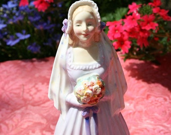 Royal Doulton Sweet Maid Figurine 1950s 50s Fifties
