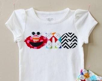 AGE Rainbow Elmo Shirt