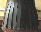 Medieval Roman Legion Centurion Leather Belt Armor