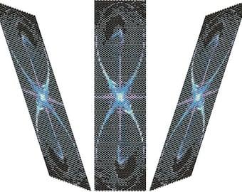 Event Horizon bracelet - PDF pattern