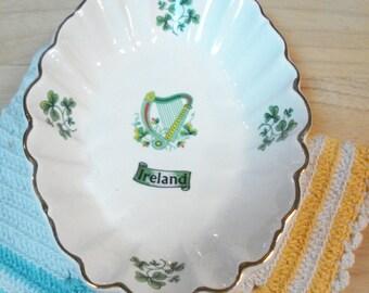 Irish Trinket Dish Carrigcraft County Cork Ireland