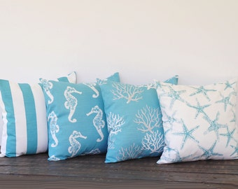 Popular items for blue pillow on Etsy