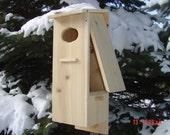 Wood Duck Nesting Box / House