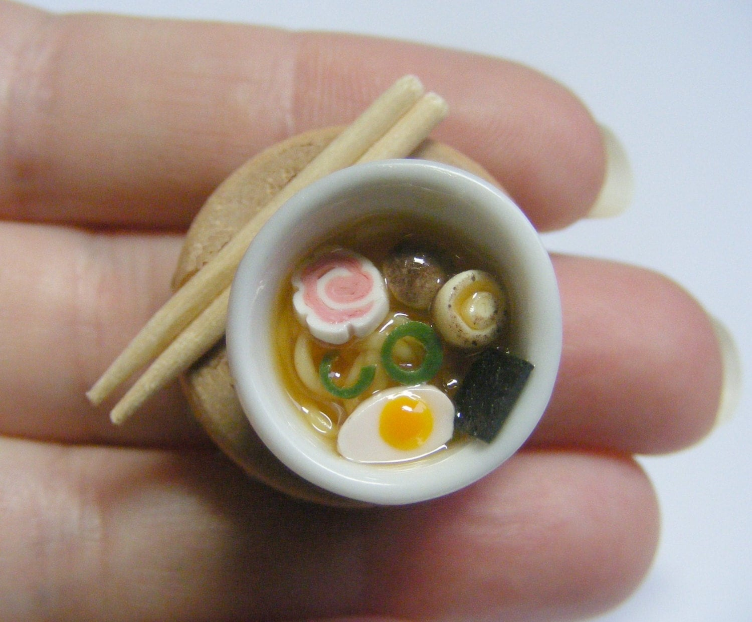 Food Jewelry Rings Food Jewelry Ramen Bowl