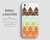 IPhone 5s case Iphone 5c case Rubber Iphone 4s case Geometric  Iphone 4 covers hard Case iphone 5 case iphone 4 iPhone 4s Case