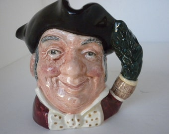 Toby Jugs, Royal Doulton Discontinued Character Mine Host 1957