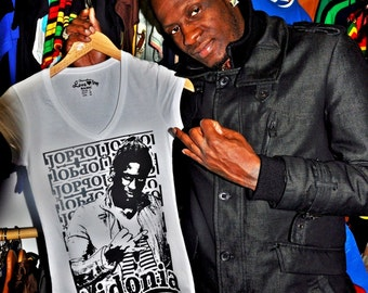Aidonia Dancehall Artist top or t-shirt