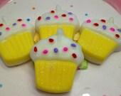 Sented Cupcake shaped Tarts