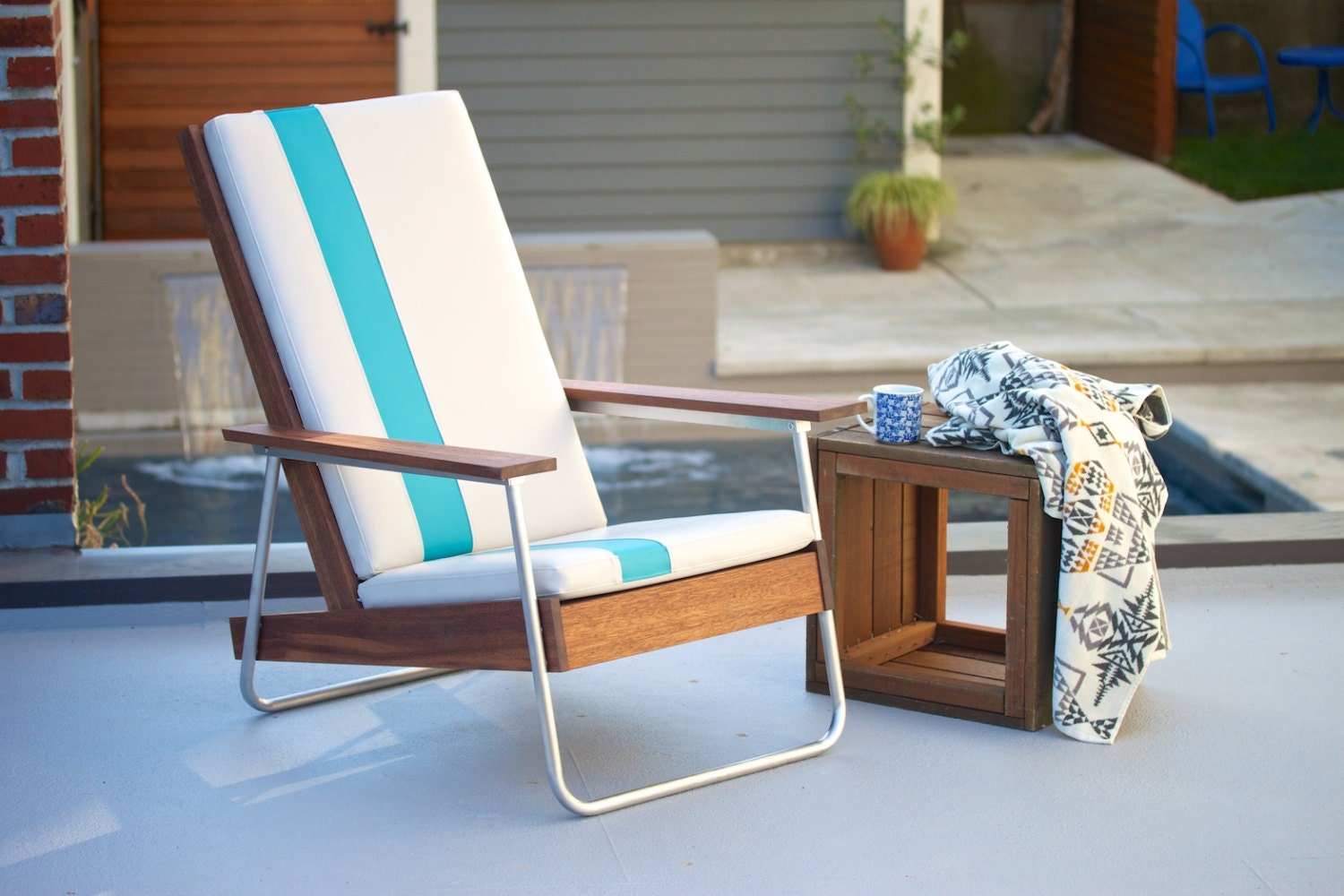 the belmont outdoor leisure chair. Black Bedroom Furniture Sets. Home Design Ideas