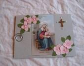 St Anne Catholic Card