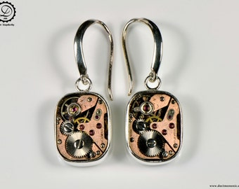 Supra Earrings - Machinarium Collection