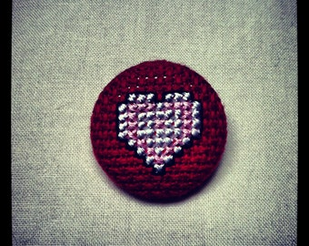 Piece of my Heart Pin