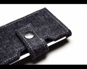 Credit Card Case Wallet Holds up to 7 cards