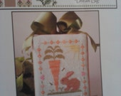 Primitive Cross Stitch pattern - 'Dream Big' by Country Cottage Needleworks