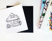 Hand Drawn House