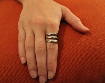 Fork Ring, Select Your Style and Size