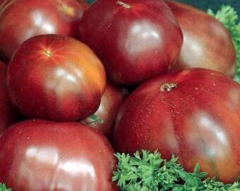 Black Russian Heirloom Tomato Seeds Rare Non GMO