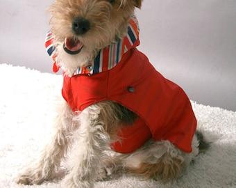 Raincoat for dog, CUSTOMER ORDERS WELCOME.