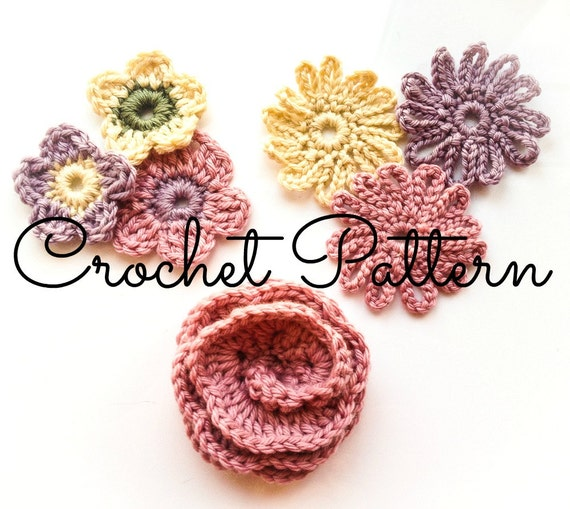 Crochet Pattern/Written Instructions by BlueberryBarnDesigns