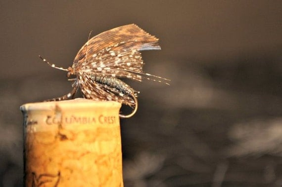 Vintage Dry Fly Fishing Lure
