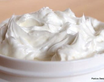 Vegan Whipped Coconut Oil and Shea Butter, Rosemary Mint, 4 Ounce