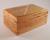 Valet/Keepsake Custom Box