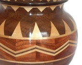 Chai Variations 1A Segmented Wood Art Bowl FB6108