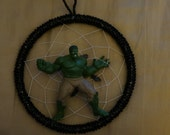 The Hulk Dream Catcher (Handmade by Native American)
